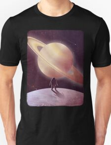 A View From Enceladus Unisex T-Shirt