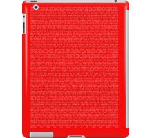 Songs for the Deaf iPad Case/Skin