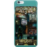 Bioshock 2 : Miverva's Den  iPhone Case/Skin