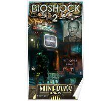 Bioshock 2 : Miverva's Den  Poster