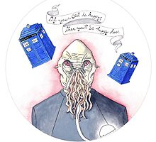 Doctor Who - Ood by Sunolgolden