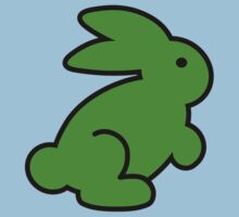HOPPING BUNNY, by Furrphy's Kids Tee