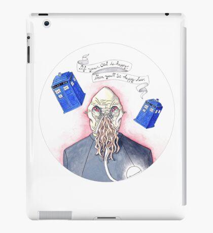 Doctor Who - Ood iPad Case/Skin