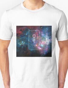 Skeleton Clique Galaxy T-Shirt