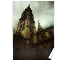 Architecture - St. Paul Cathedral (2009) Poster