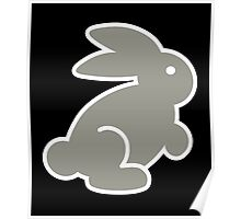 HOPPING BUNNY, by Furrphy's Poster