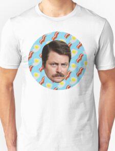 Ron N Bacon N Eggs Unisex T-Shirt