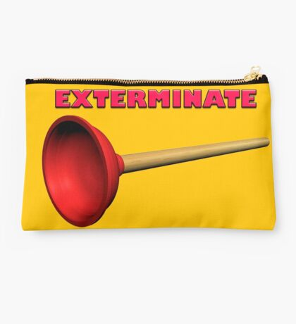 Exterminate (the Dalek race) Studio Pouch