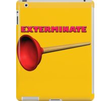 Exterminate (the Dalek race) iPad Case/Skin