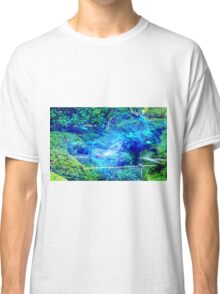 Serenity in the Garden Classic T-Shirt