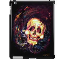 Acrylic skull iPad Case/Skin