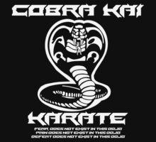 cobra kai by travis stevenson