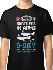 BROTHERS IN ARMS Classic T-Shirt