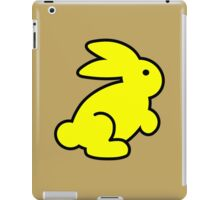 HOPPING BUNNY, by Furrphy's iPad Case/Skin