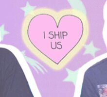 Dan and Phil Sticker