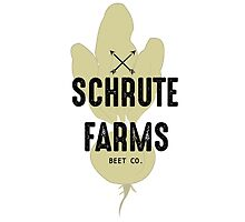 Schrute Farms Beet Co.- The Office by SarGraphics