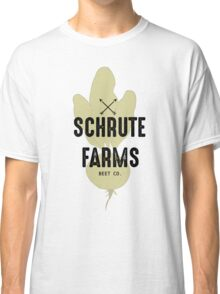 Schrute Farms Beet Co.- The Office Classic T-Shirt