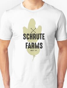 Schrute Farms Beet Co.- The Office T-Shirt