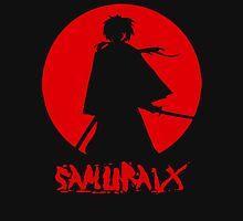 Samurai Silhouette Unisex T-Shirt