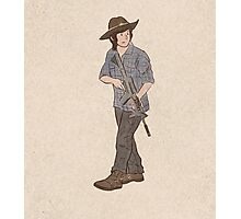 Carl Grimes Photographic Print