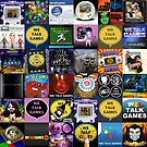 We Talk Games Cover Art Stacked by BionicWiggly
