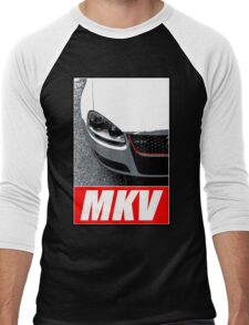 VW Golf MKV Golf 5 GTI Men's Baseball ¾ T-Shirt