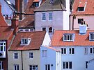 Whitby Townscape by Graham Geldard