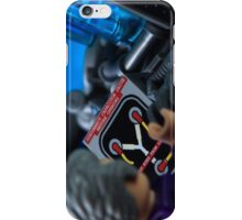 How the TARDIS Really Works iPhone Case/Skin