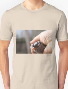 Baby Rufous-Crowned Sparrow Unisex T-Shirt