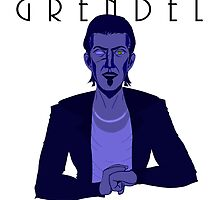 The Wolf Among Us - Grendel by VeraLee