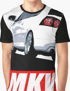 VW Golf MKV Golf 5 GTI Graphic T-Shirt