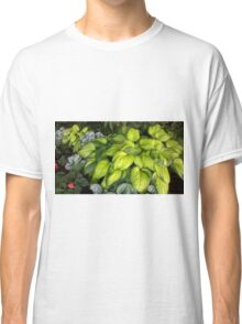 Leafs at Volunteer Park Classic T-Shirt