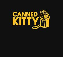 Canned Kitty Awards Black Tee/Poster Unisex T-Shirt