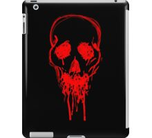 Blood Skull. iPad Case/Skin