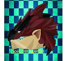 Rathalos, king of the skies! by Akumas
