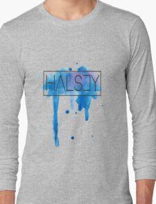 Halsey   Watercolor Long Sleeve T-Shirt