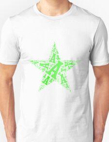 Word Art A T-Shirt