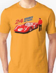classic racing Unisex T-Shirt