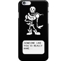Papyrus: Someone Like You iPhone Case/Skin
