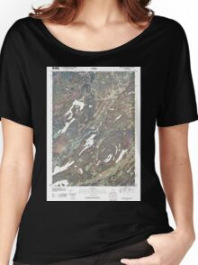 New York NY Muskellunge Lake 20100513 TM Women's Relaxed Fit T-Shirt