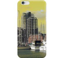 Yellow Regeneration, Ipswich Waterfront iPhone Case/Skin