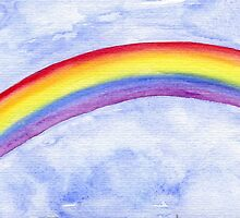 Rainbow by Caroline  Lembke