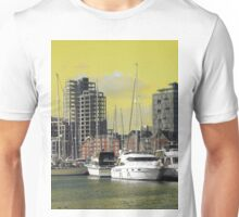 Yellow Regeneration, Ipswich Waterfront Unisex T-Shirt
