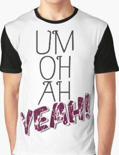 Um Oh Ah Yeah - Mamamoo Graphic T-Shirt
