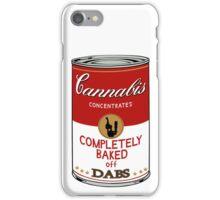 Cannabis Soup iPhone Case/Skin