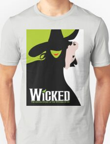 Wicked Broadway Musical T-Shirt