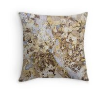 Marble pattern background Throw Pillow