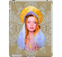 Saint Lindsay Icon Saturated 100 Beige iPad Case/Skin