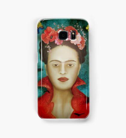 Frida Samsung Galaxy Case/Skin
