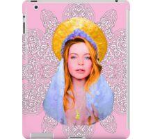 Saint Lindsay Icon Saturated 100 Pink iPad Case/Skin